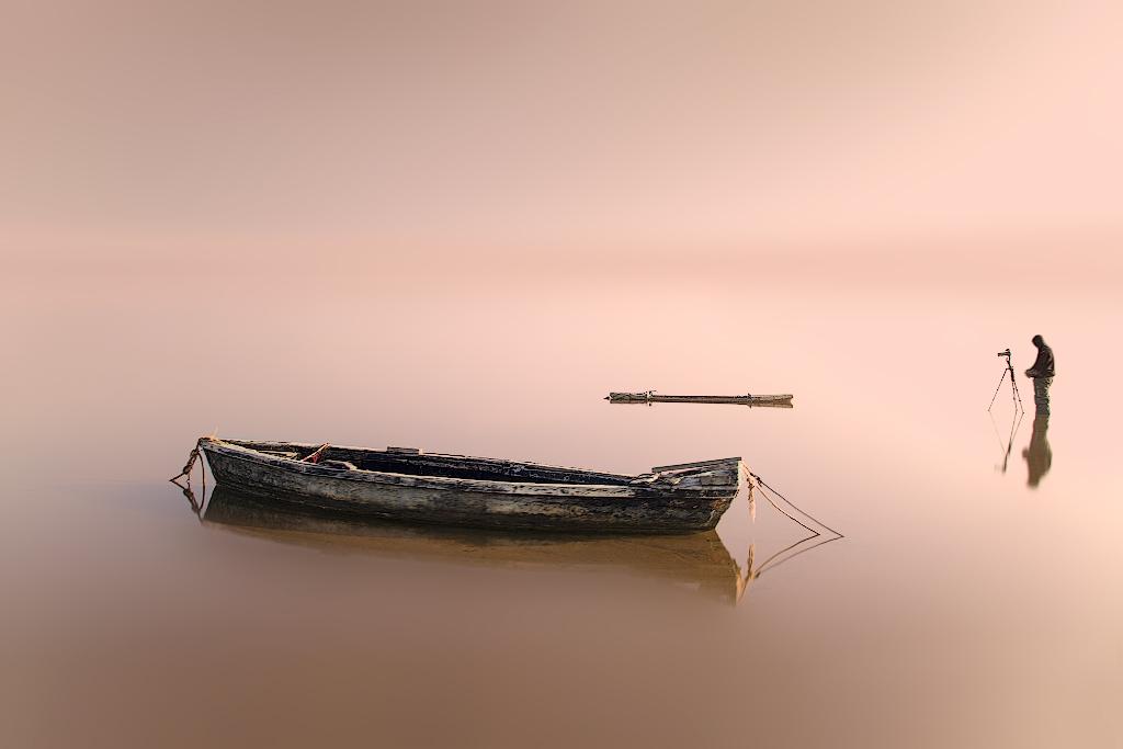 Fotografiant barques