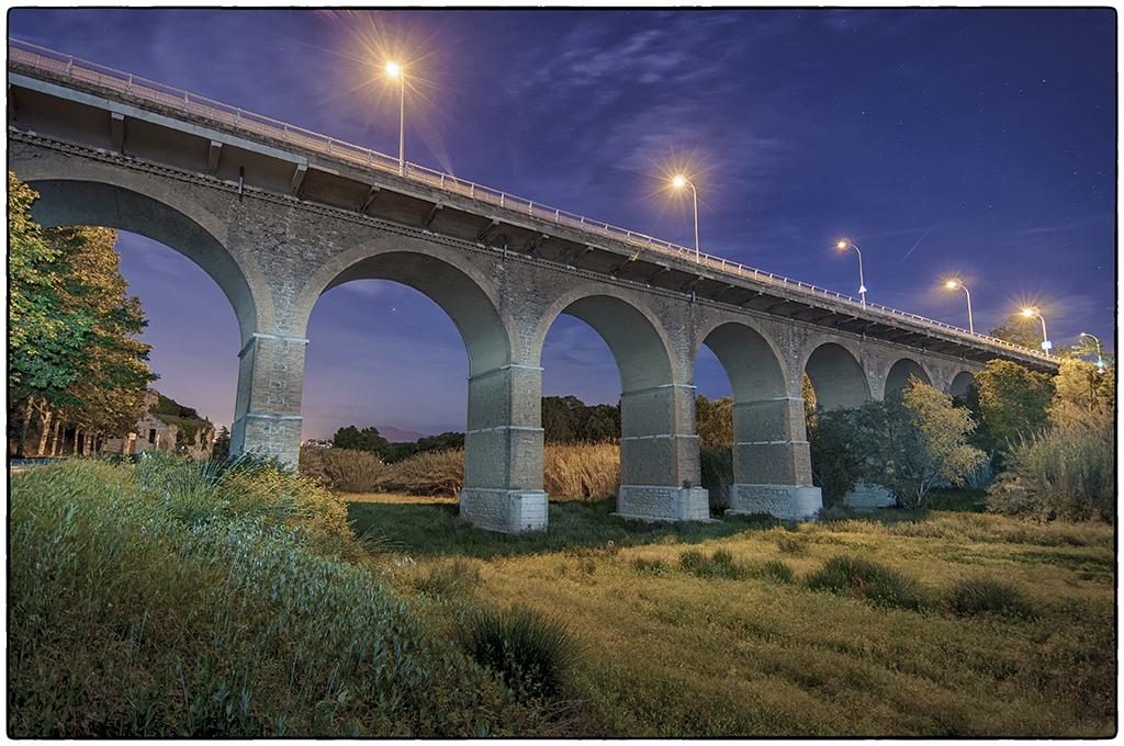 Una nit sota el pont