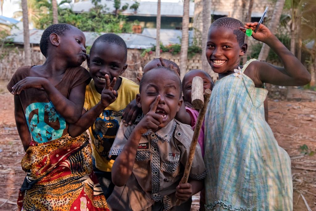 Africa actitud positiva