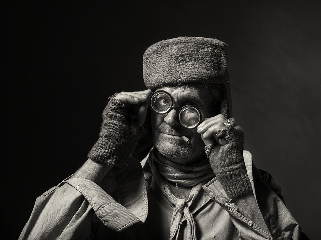El Gafas
