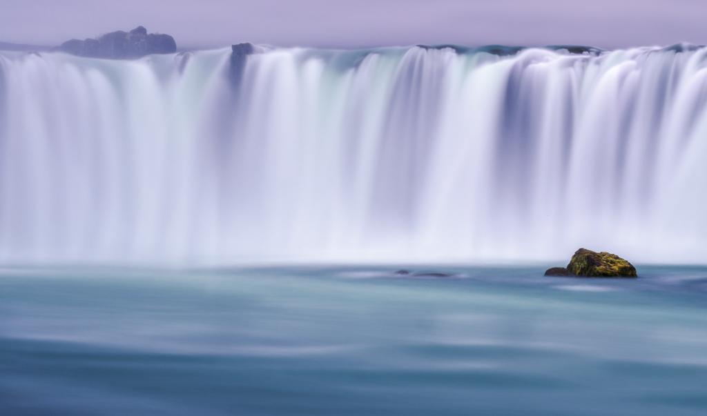 La cascada dels deus