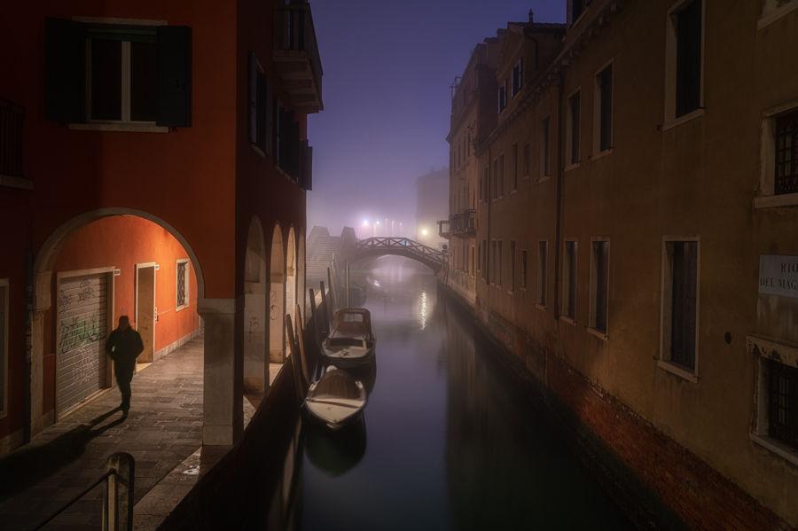 Boira al canal