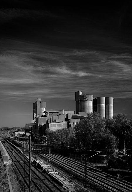 paisatge industrial