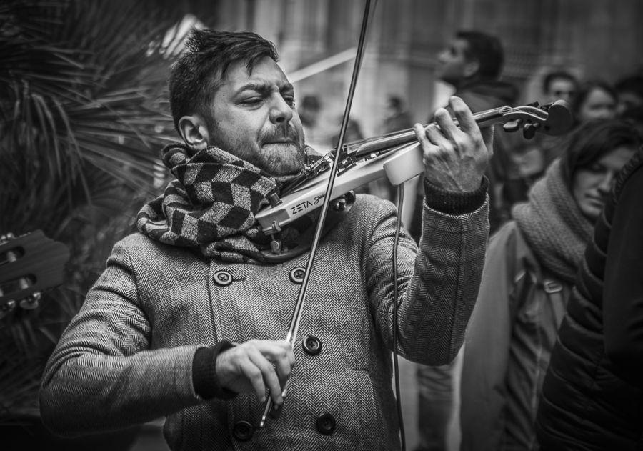 El Violinista del gòtic