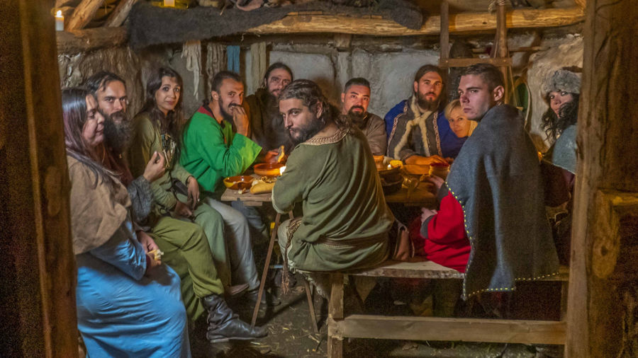 La última cena de Da Vinci!!!