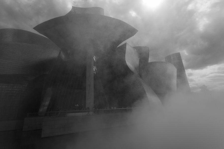Guggenheim abrumador