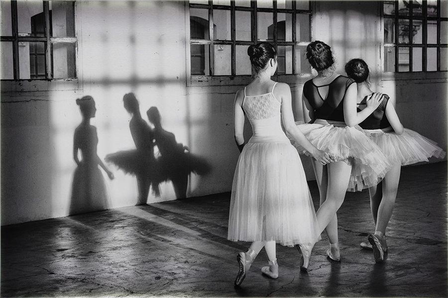 Bailarines juganeres