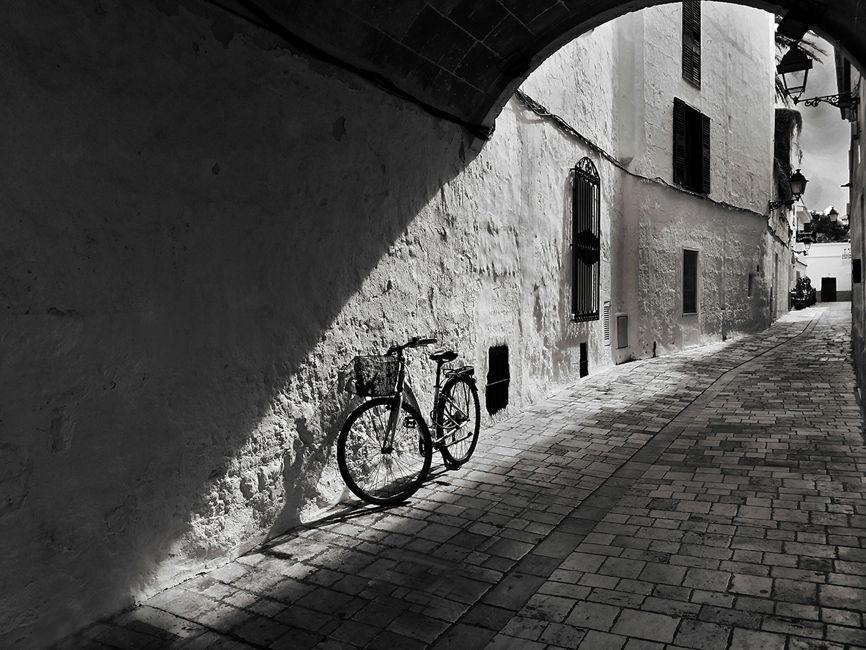 Bicicleta a CiutadellaBicicleta al c0trallum