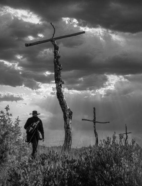 Caminant per les creus
