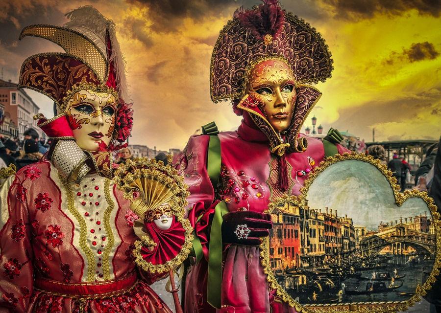 carnaval a Venecia 1