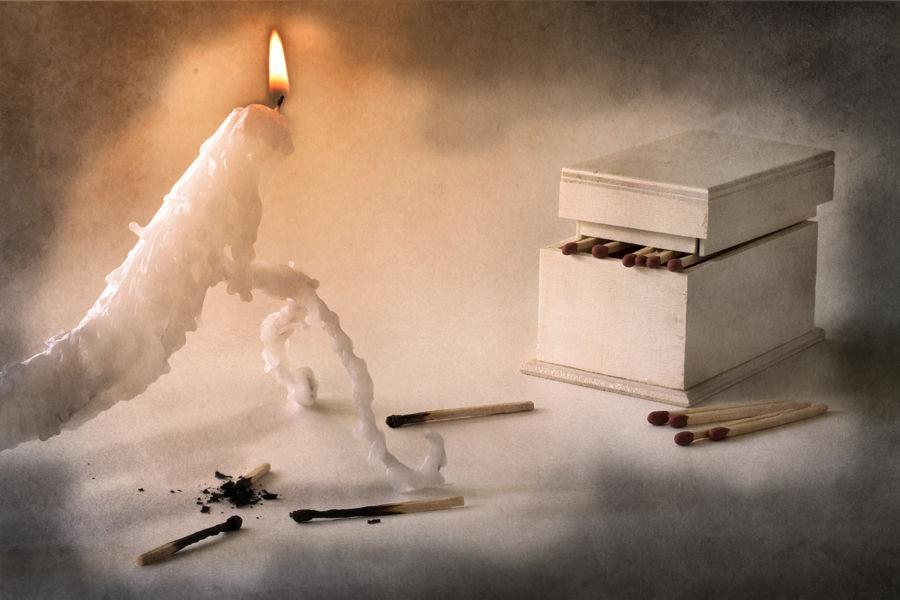 Espelma vs llumins