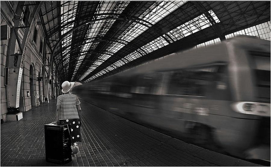 El darrer tren