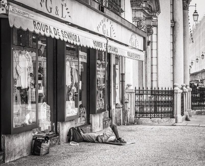Migdiada al carrer