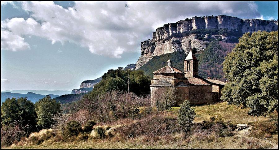 L'església perduda