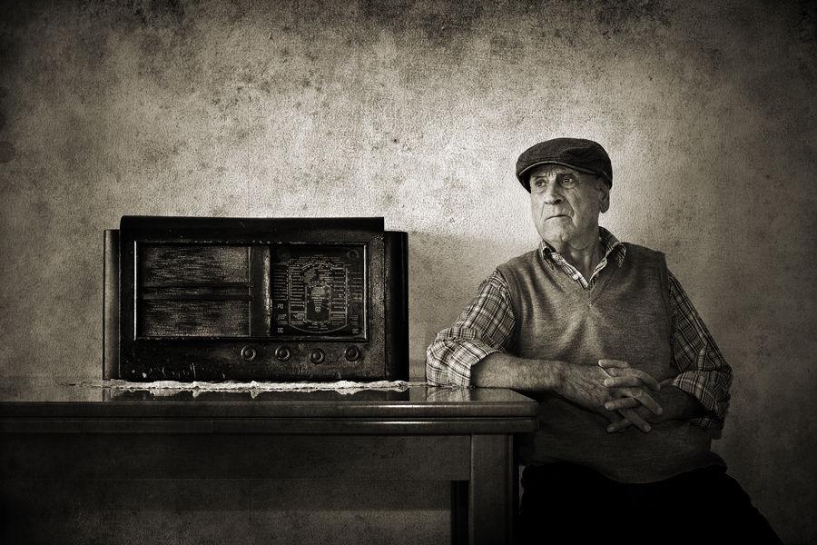 La vella ràdio
