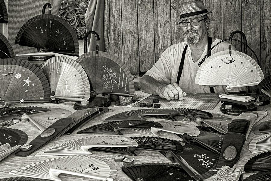 L'artesà dels ventalls