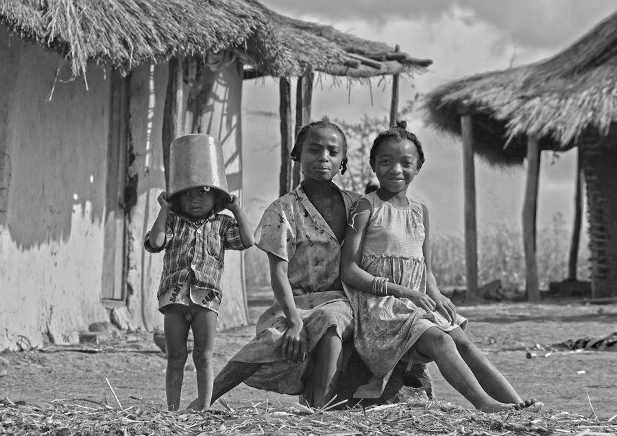 Niños Madagascar