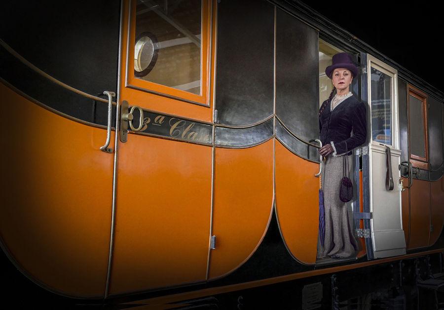 Madame al tren