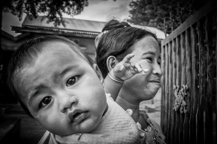 Myanmar as a family