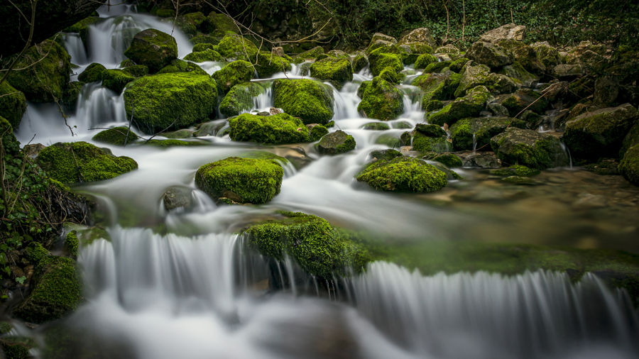 Naixement riuNaixement riu