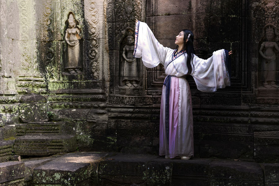 [Princess of Angkor]