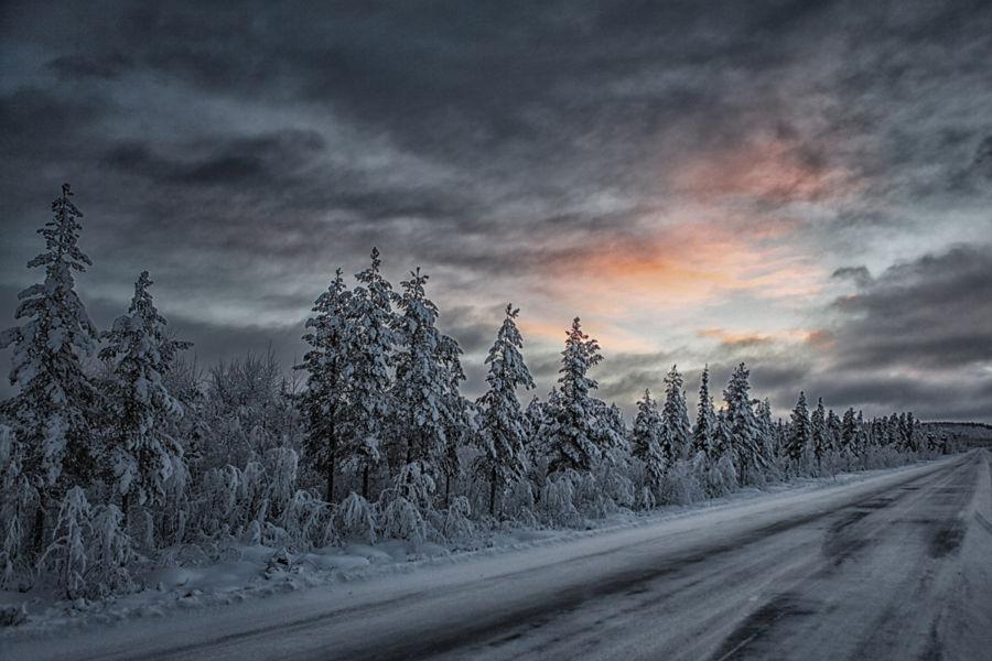 sur la route du Mordor