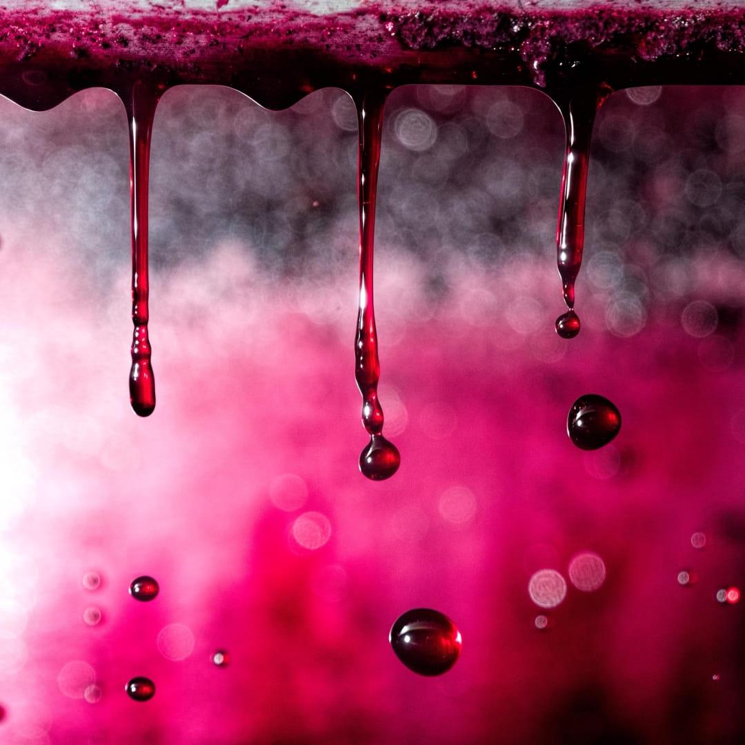 gotes de sang