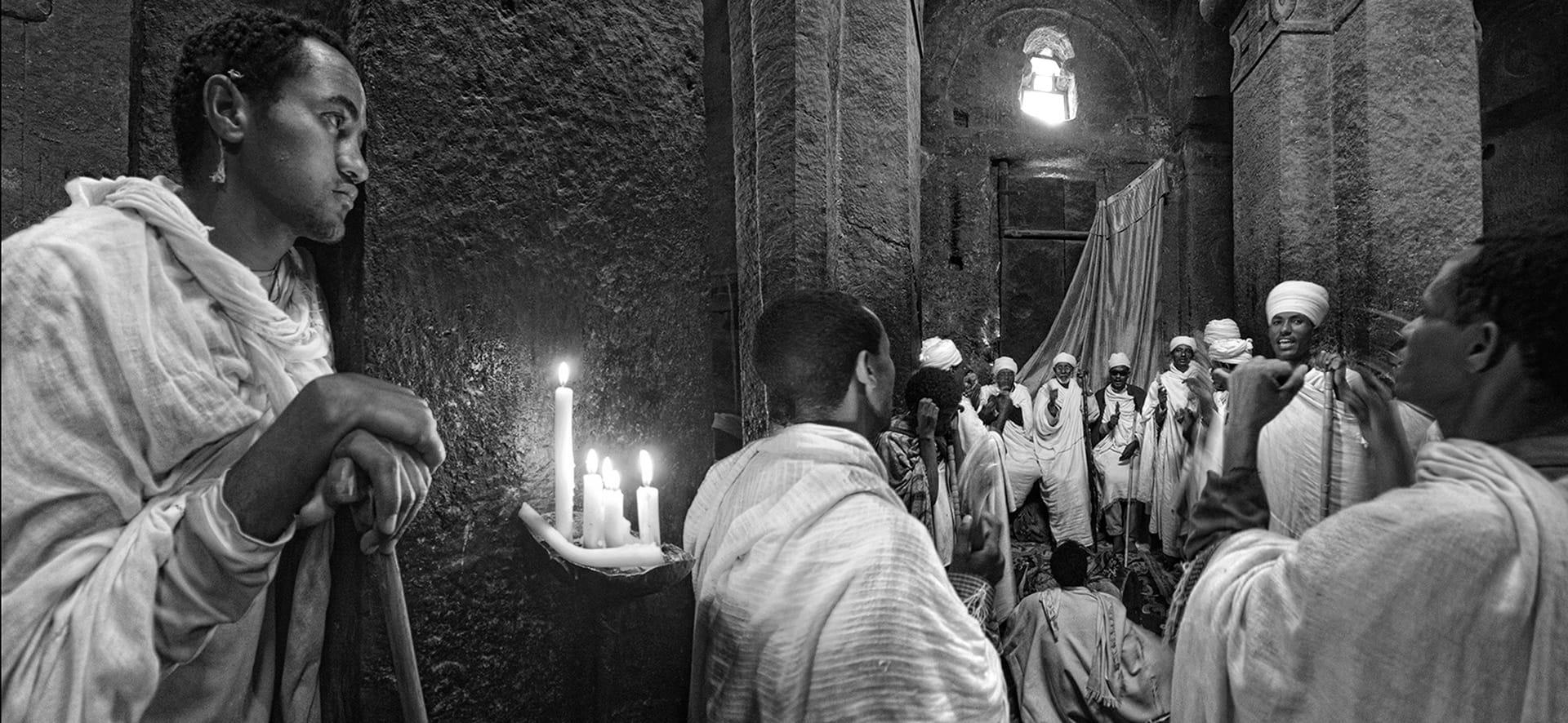 Misa en Lalibela