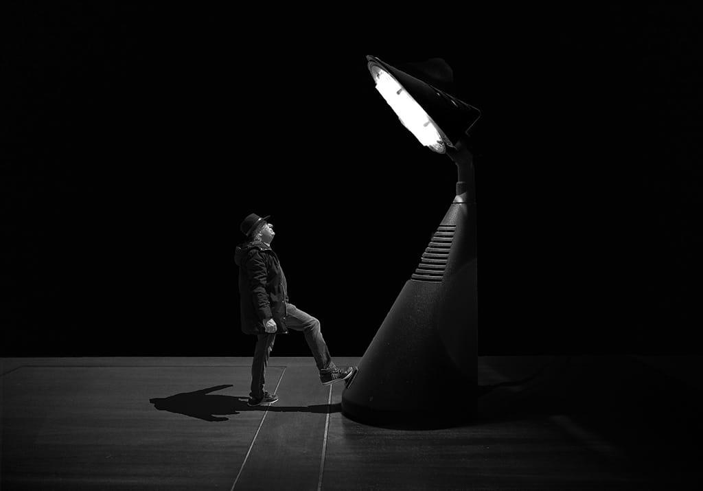 Mi lámpara de mesa