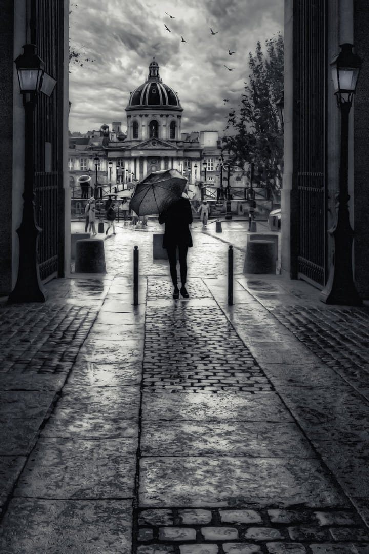 Dins el Louvre