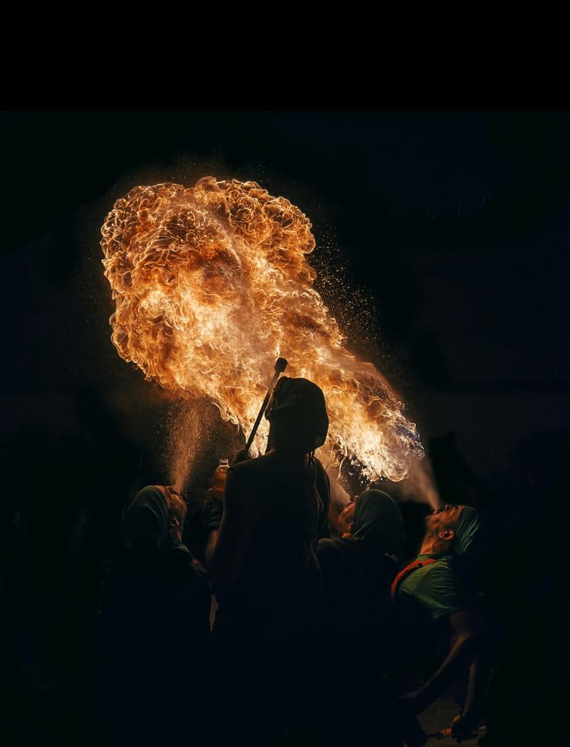Diables i foc