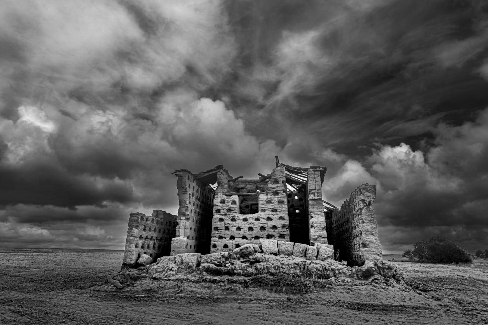 Palomar en ruinas