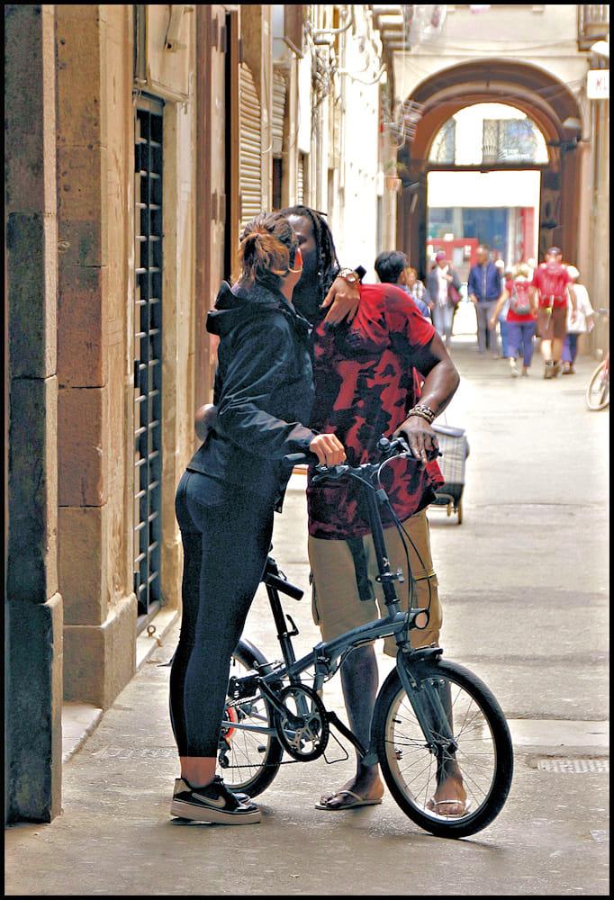 Amors de carrer