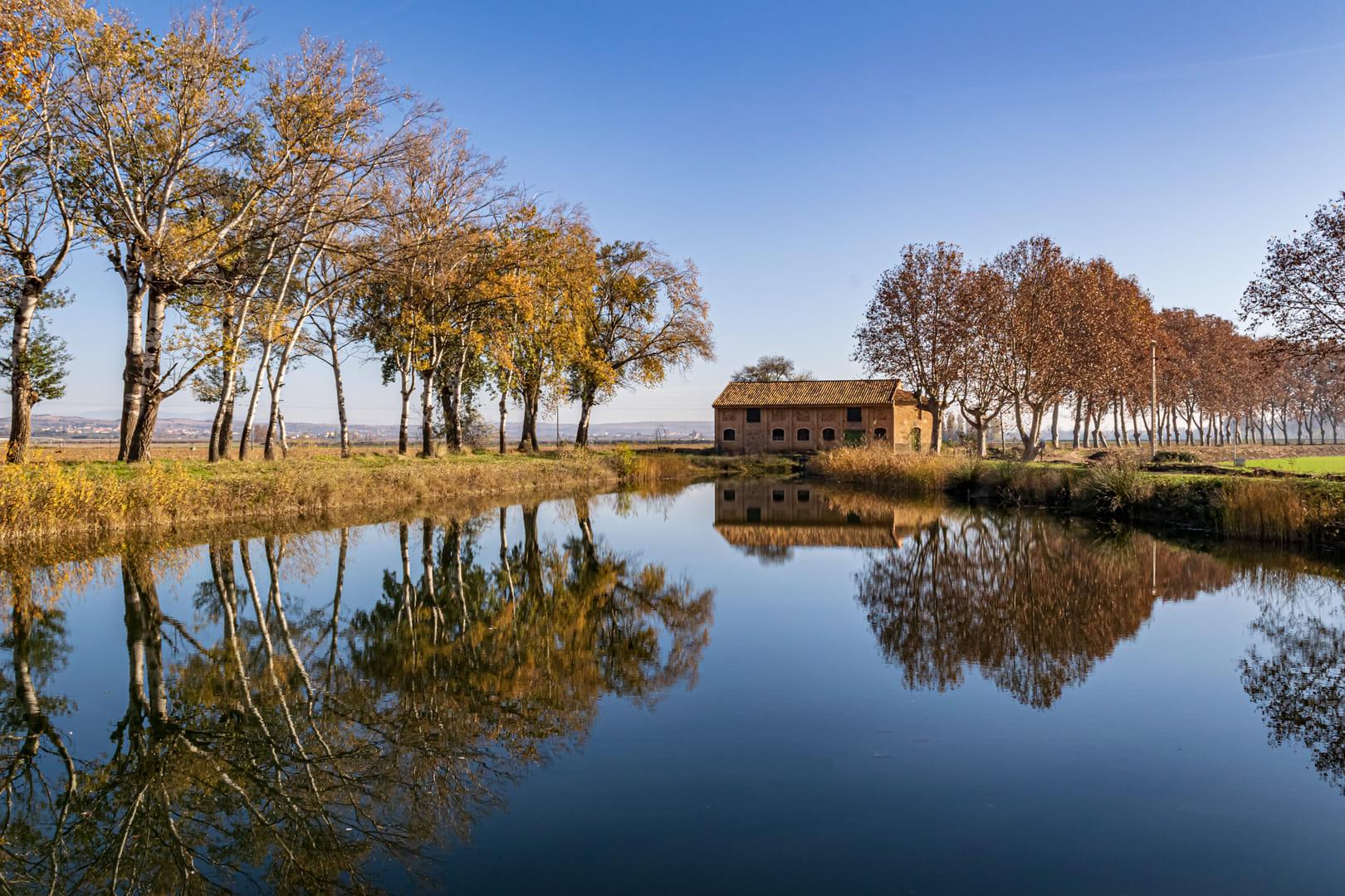Casa a l'estany