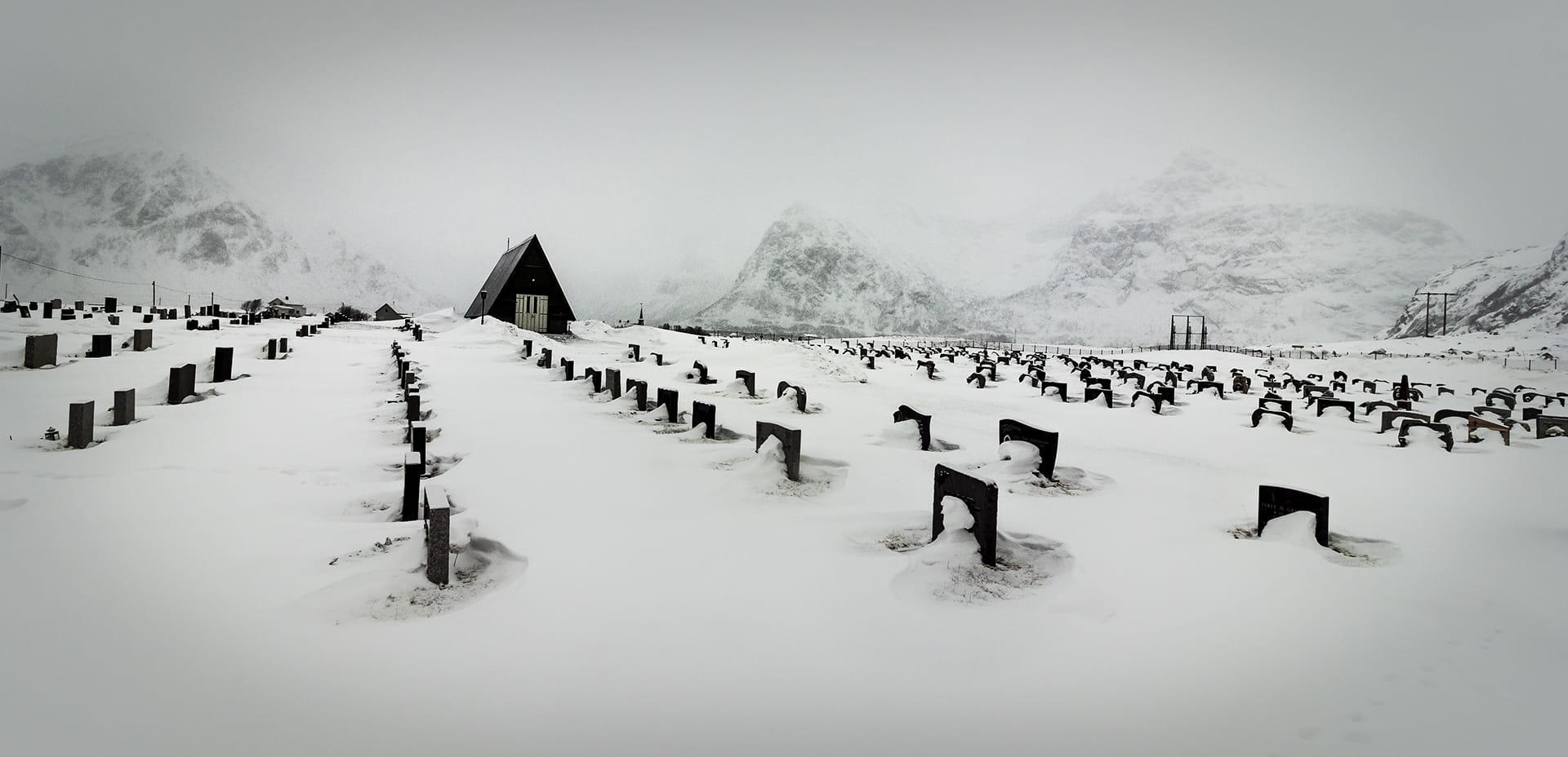 cementerio blanco