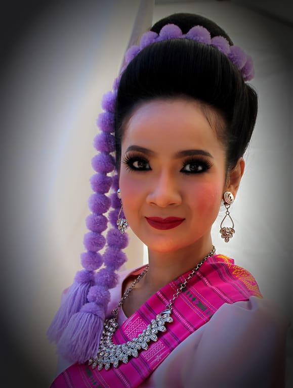 Dona tailandesa