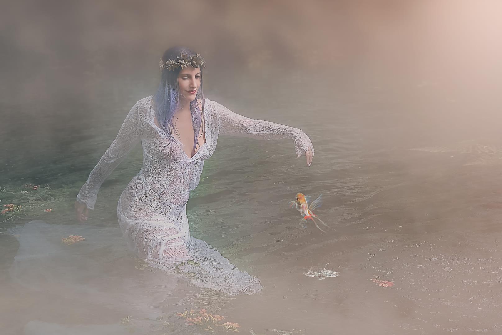 La Diosa del Miño (el Juego)
