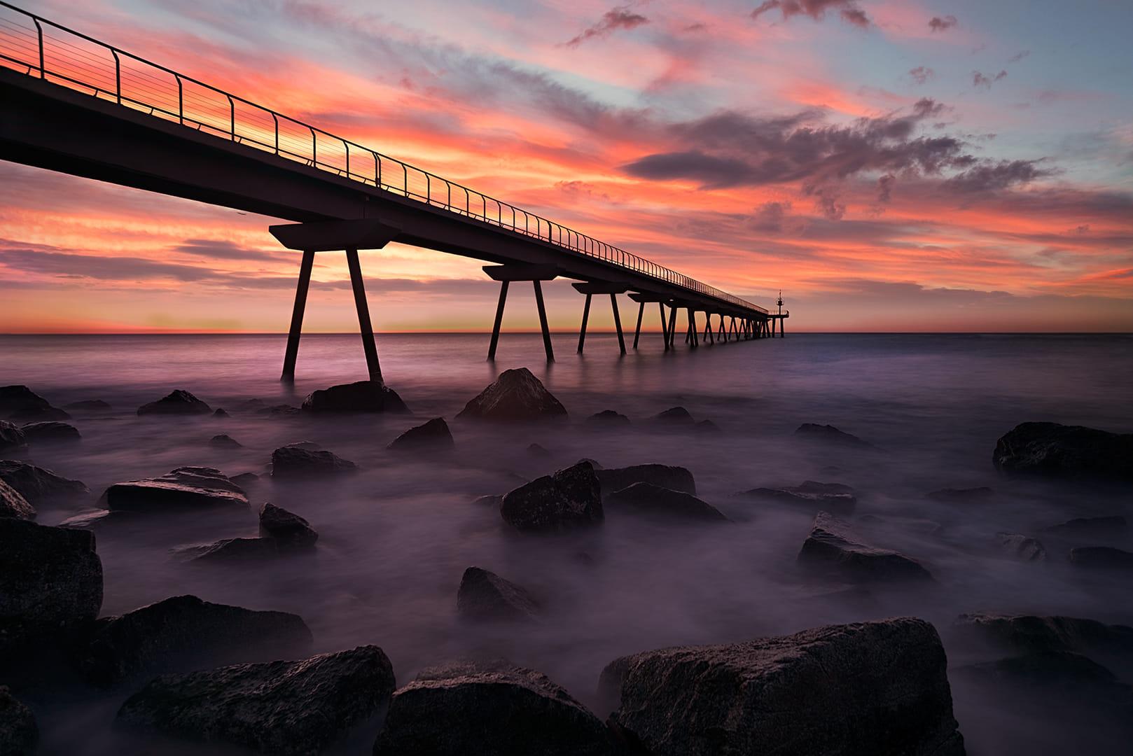 Puente hacia el mar