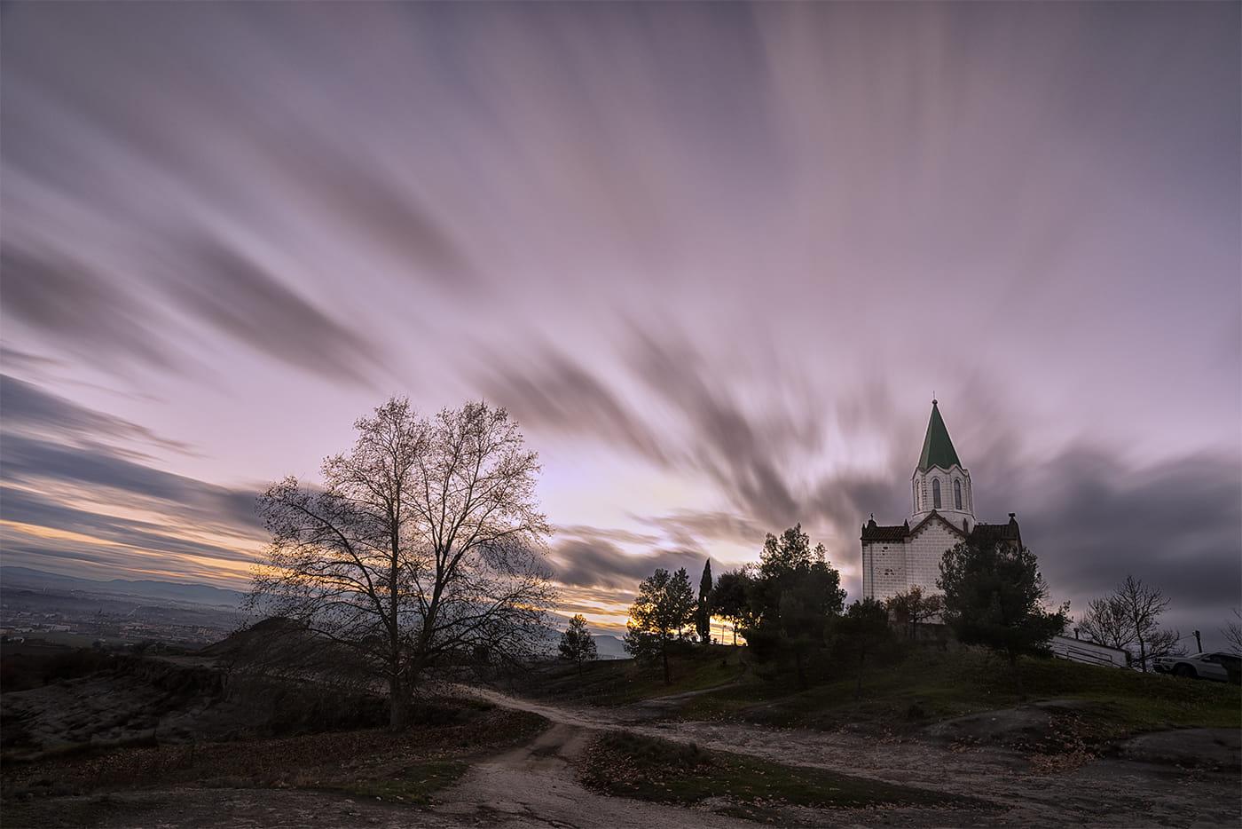Puig-Agut i els núvols
