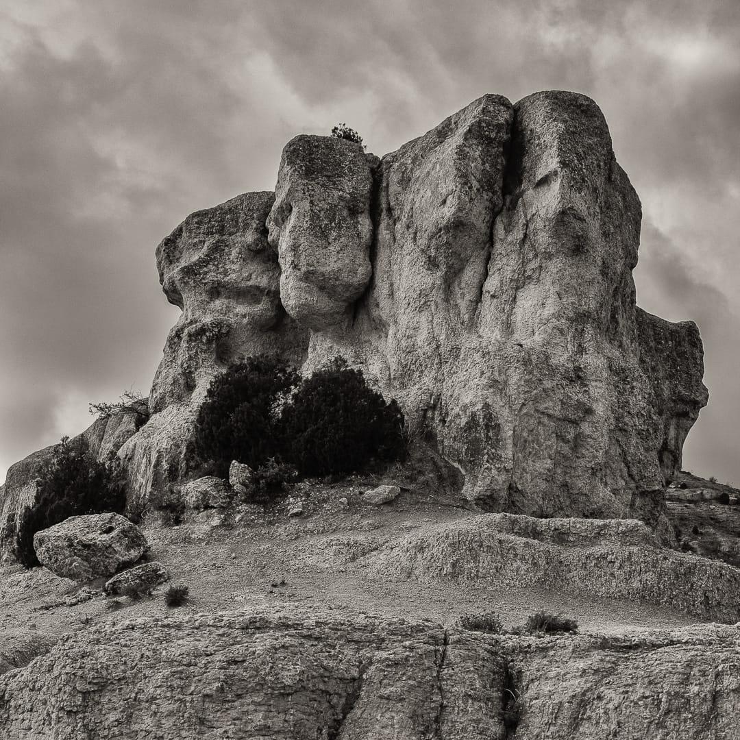 Rostres de la Serra del Montsant