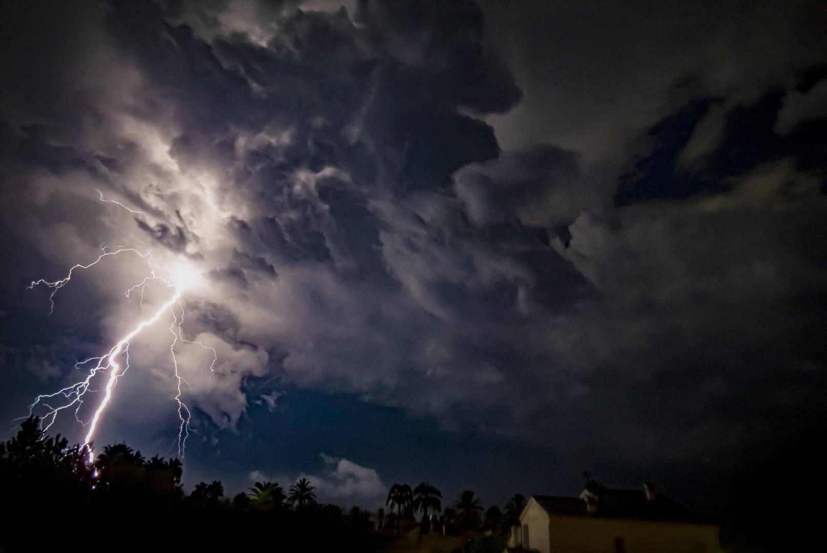 Tempesta d´estiu
