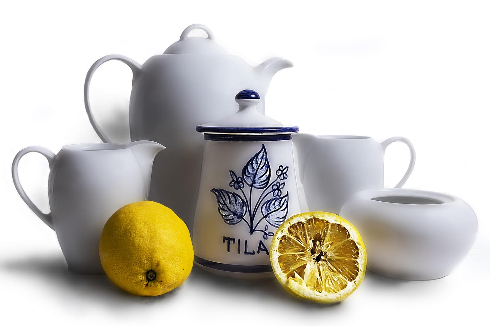 tila con limon
