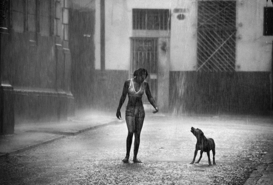 Cuba i pluja