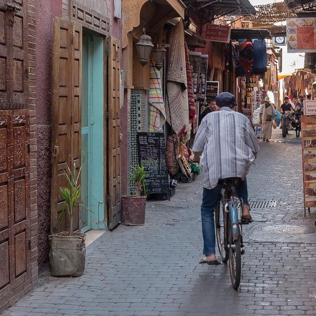 Mercat Marrakech
