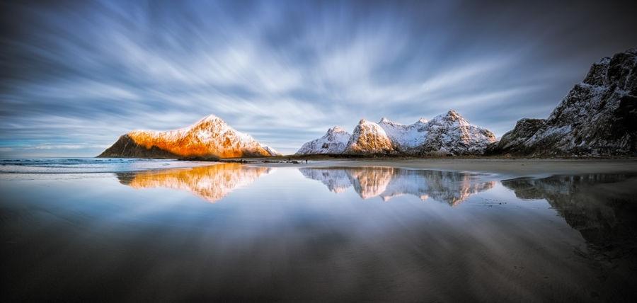 Reflexos de l'Àrtic nord
