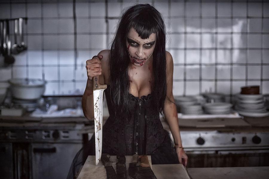 Llego la hora de cocinar.