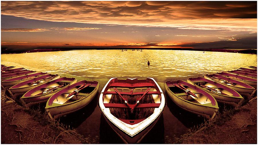 Barca de Bañolas