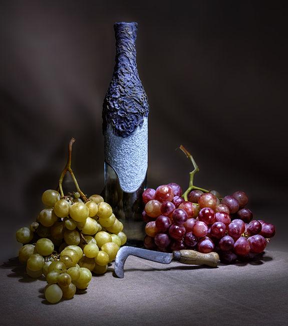 l'essència del vi