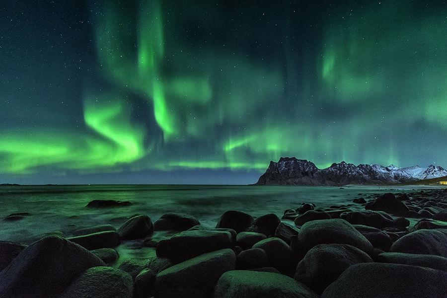 La màgia de les llums boreals
