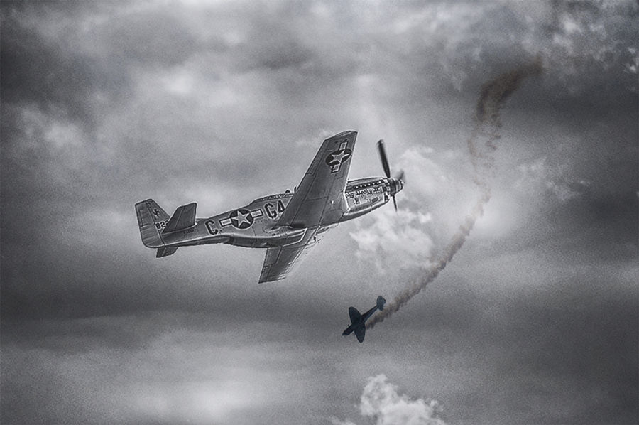 P-51 Nooky Booky IV